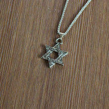 Load image into Gallery viewer, Boutique Cross Spears Pendant Necklace - Abershoes