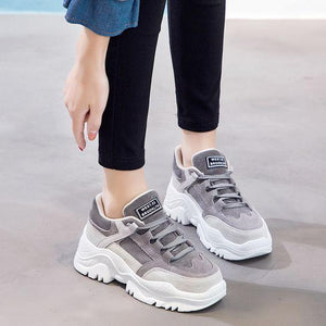 Women's Stylish Sneaker Shoes - Abershoes