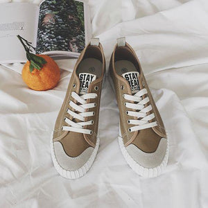 Chic Couples Breathable Canvas Shoes - Abershoes