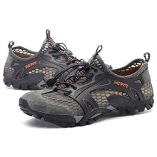 Load image into Gallery viewer, Men's Non- slip Breathable Hiking Shoes - Abershoes