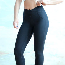 Load image into Gallery viewer, Women's Sports Fitness Tights - Abershoes