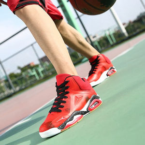 Air Low-cut Basketball Shoes - Abershoes