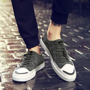 Trendy Summer Style British Leather Shoes - Abershoes