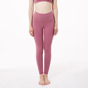 Yoga High Waisted Athletic Leggings - Abershoes