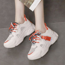 Load image into Gallery viewer, Summer Trends Stylish Mesh Sneaker Shoes - Abershoes
