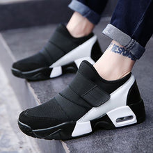 Load image into Gallery viewer, Trendy Couples Mesh Air Sneaker Shoes - Unisex - Abershoes