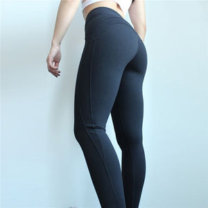 Women's Sports Fitness Tights - Abershoes