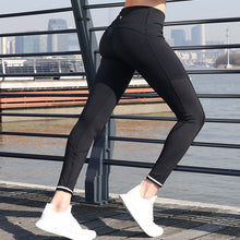 Load image into Gallery viewer, Side Pocket Gym Leggings - Abershoes