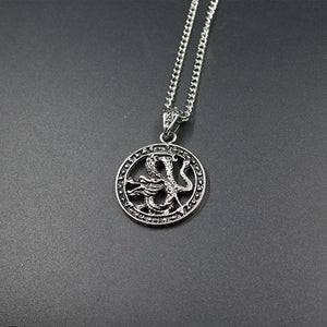 Hip Hop Unique Design Pendant Necklace - Abershoes