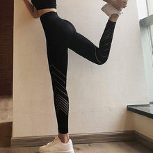 Load image into Gallery viewer, Soft High Waisted Yoga Leggings - Abershoes