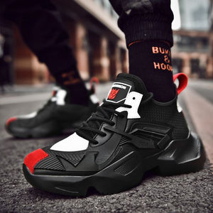 2019 Spring New Arrival Trendy Chunky Dad Sneaker Shoes - Abershoes