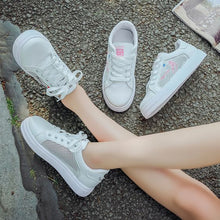 Load image into Gallery viewer, Trendy Summer Mesh Breathable White Shoes