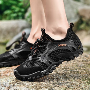 Men's Non- slip Breathable Hiking Shoes