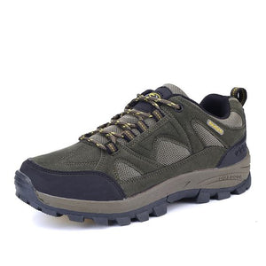 Men's Breathable Outdoor Hiking Shoes - Abershoes