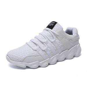 Men's Breathable Lightweight Sneaker Shoes - Abershoes
