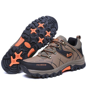 Men's Non- slip Outdoor Hiking Shoes - Abershoes