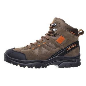 High Top Non- slip Hiking Shoes - Abershoes