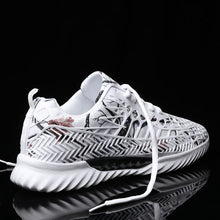 Load image into Gallery viewer, Camouflage Mesh Sneakers - Abershoes