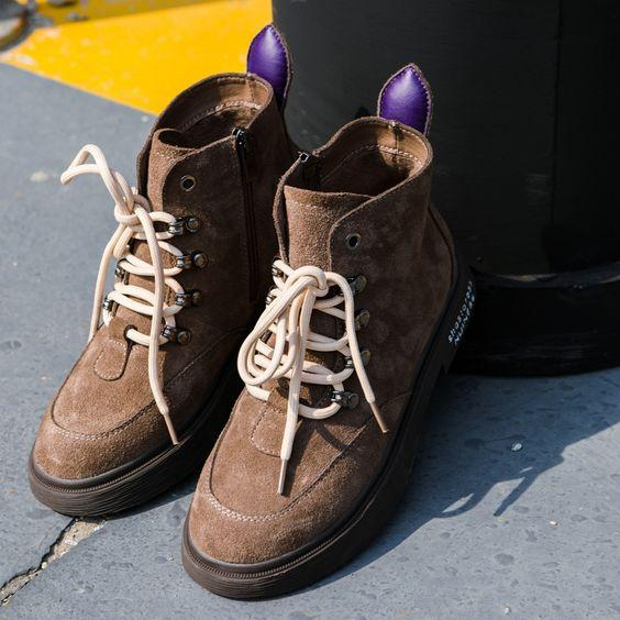 British Trend Boots - Abershoes