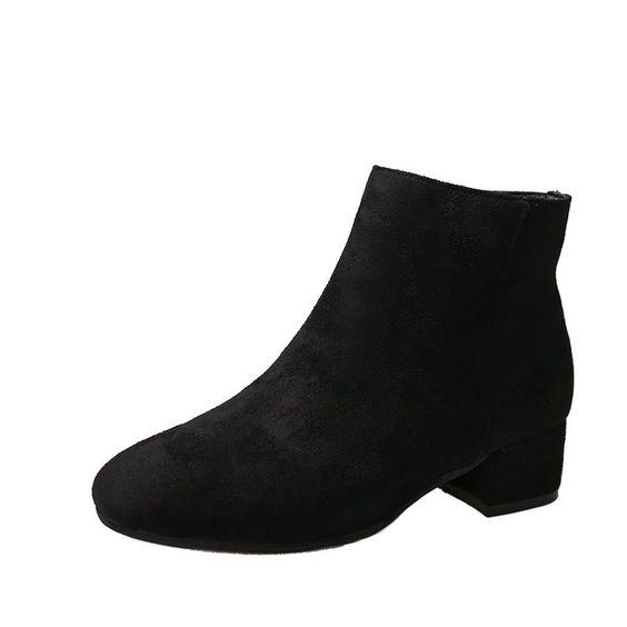 Women's Trend Suede Boots - Abershoes