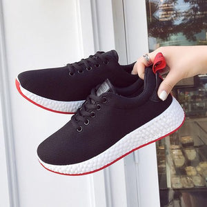 Women's Trendy Sport Sneaker Shoes - Abershoes