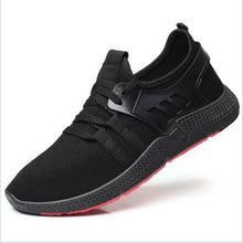 Load image into Gallery viewer, Trendy Black Sneaker Shoes