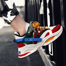 Load image into Gallery viewer, Trendy Color Design Dad Sneaker Shoes