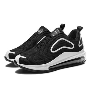 Trendy Mesh Breathable Air Running Shoes - Abershoes