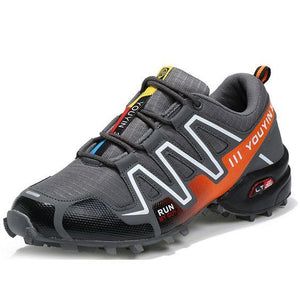 Mesh Breathable Outdoor Hiking Shoes - Abershoes