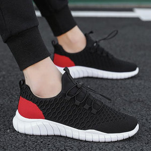 2019 New Arrival Trendy Summer Color Block Sneakers