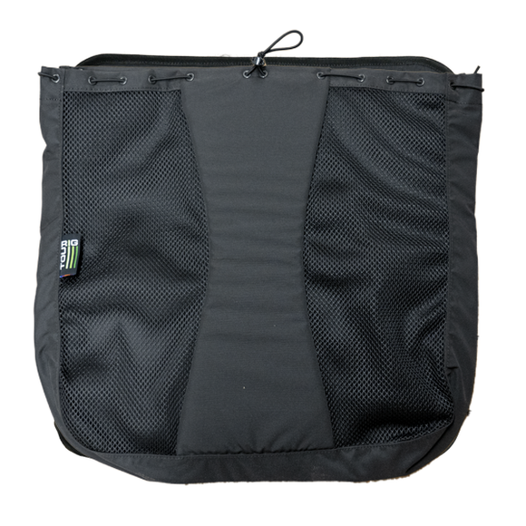 Large Bunker Bag in black