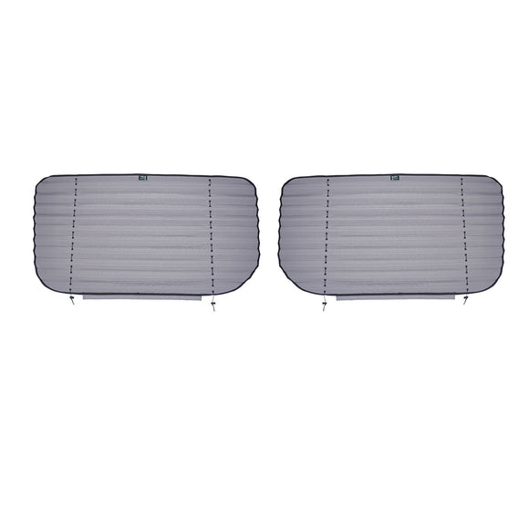 Bunker Blackout Rear Quarter Window Set for 144