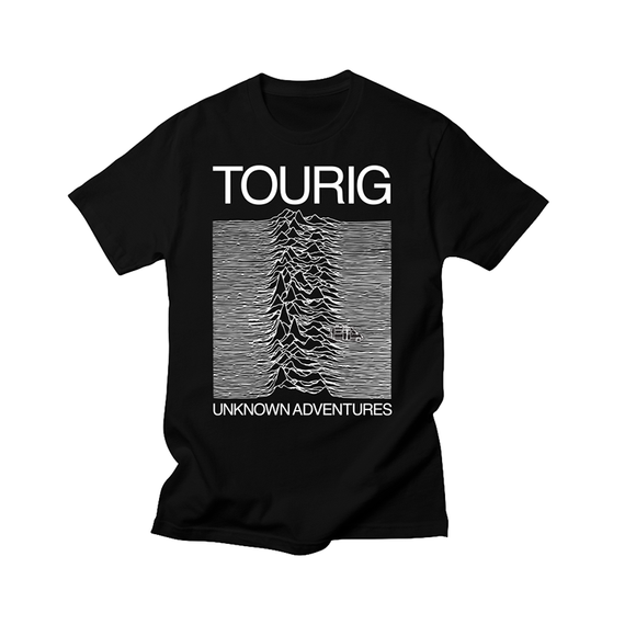TouRig Unknown Adventures Tee