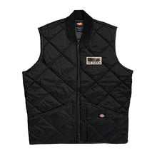 Load image into Gallery viewer, Graph Dickies® Quilted Nylon Vest