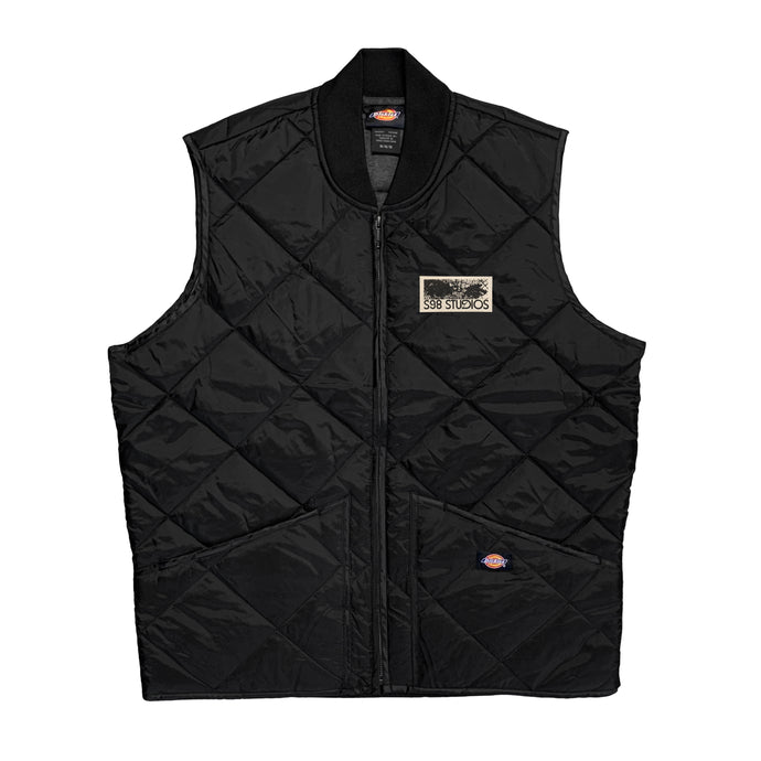 Graph Dickies® Quilted Nylon Vest