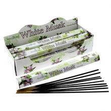 Load image into Gallery viewer, Stamford Hexagonal Premium Incense 20 Sticks