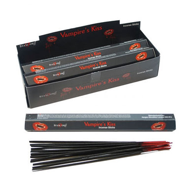 Stamford Mythical Hex Incense Sticks - 1 Box - Vampire's Kiss