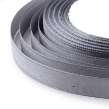 Load image into Gallery viewer, 1 x Slate Gray Satin Ribbon 20 Metre x 7mm