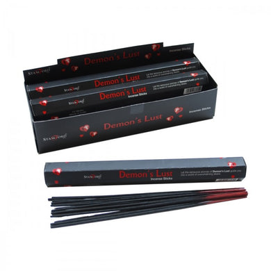 Stamford Mythical Hex Incense Sticks - 1 Box - Demon's Lust