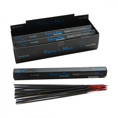 Stamford Mythical Hex Incense Sticks - 1 Box - Fairy's Mist