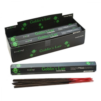 Stamford Mythical Hex Incense Sticks - 1 Box - Goblin's Lair