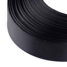 Load image into Gallery viewer, 1 x Black Satin Ribbon 20 Metre x 16mm