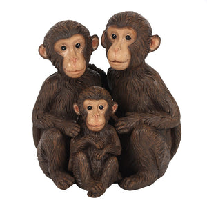 Just The Tree Of Us Monkey Family Ornament