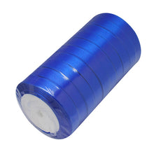 Load image into Gallery viewer, 1 x Royal Blue Satin Ribbon 20 Metre x 16mm