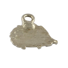 Load image into Gallery viewer, Packet of 10 x Antique Silver Tibetan 13mm Charms Pendants (Hedgehog)