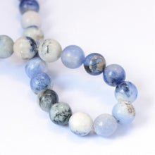 Load image into Gallery viewer, Strand Of 60+ Blue Sodalite 6mm Plain Round Beads