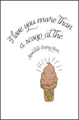More Than a Scoop