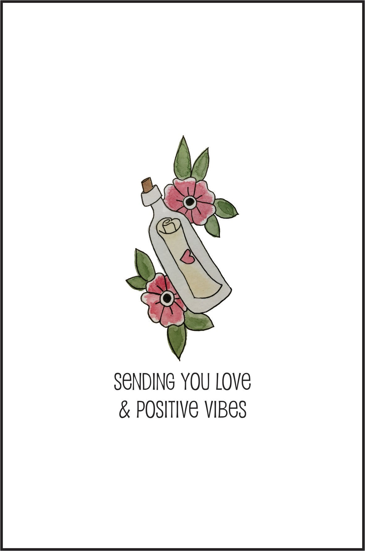Love & Positive Vibes