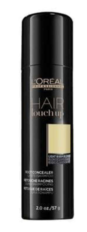 L'OREAL PROFESSIONAL HAIR TOUCH UP CONCEALER LIGHT WARM BLONDE