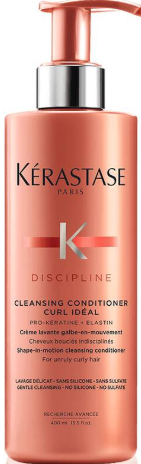 DISCIPLINE Cleansing Conditioner Curl Ideal